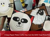 Paper Plate Craft Ideas With Your Preschooler