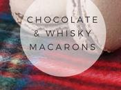 Recipe: Chocolate Whisky Macarons
