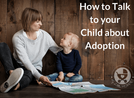 talk to your child about adoption