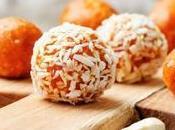 Apricot Cashew Truffles