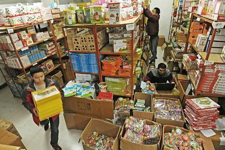 Taobao Retailers