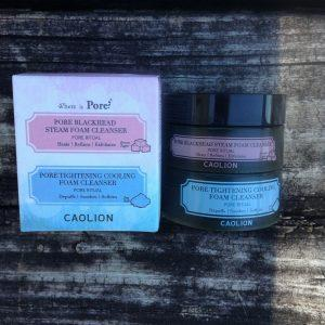 Caolion Hot & Cool Pore Cleanser Duo