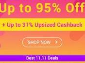 More CashBack with ShopBack Today's Crazy 11.11 Sale