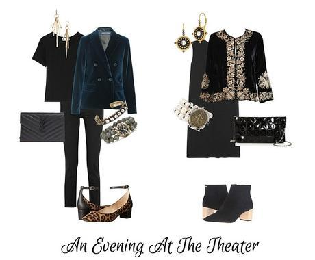 what to wear to the theater in Los Angeles