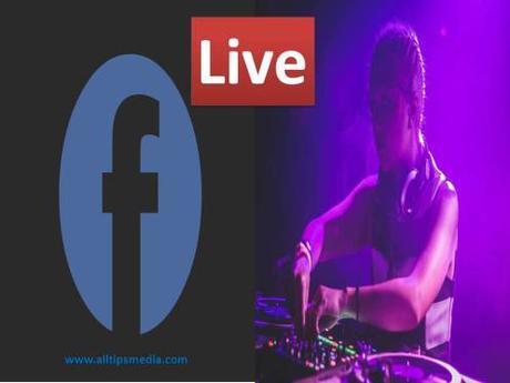 facebook's live stream