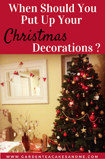 when should you put up your Christmas Decorations Preparing for Christmas