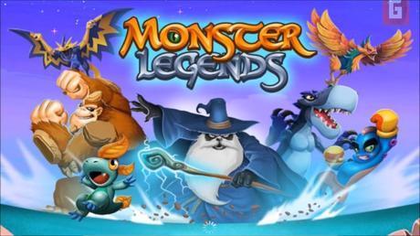 Image result for Monster Legends APK