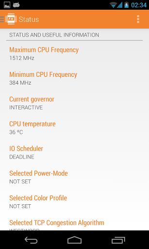franco.Kernel updater 2.0.3 APK