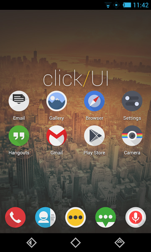 Click UI – Icon Pack v6.1 APK