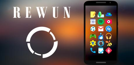 Rewun – Icon Pack v7.3.0 APK