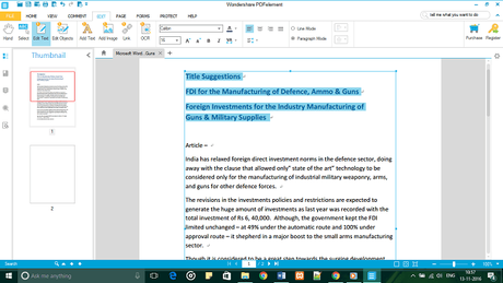 Edit PDF Files Using Wondershare PDFelement With OCR ...