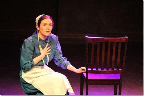 Review: The Amish Project (Interrobang Theatre Project)
