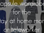Stay Home Capsule Wardrobe Fall Winter