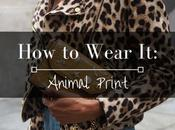 Tasteful Ways Wear Animal Print