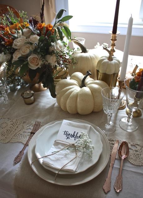 Place Setting 101 : Semi Formal Table - Paperblog