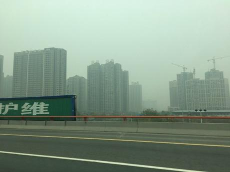 China in polluted times
