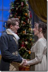 Review: Miss Bennet–Christmas at Pemberley (Northlight Theatre)