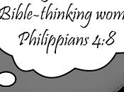 Bible-Thinking Woman?
