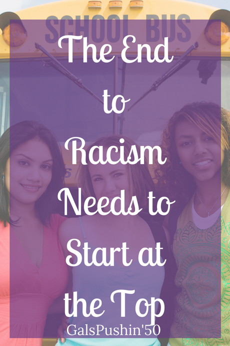 The End to Racism Needs to Start at the Top