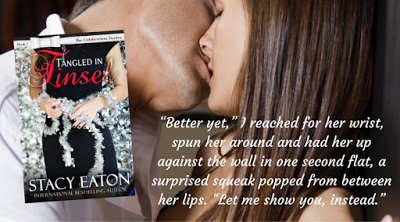 Tangled in Tinsle, The Celebration Series, Book 1