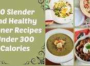Slender Healthy Dinner Recipes Under Calories