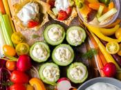 Healthy Holiday Appetizer Recipe Ideas Ingredients)