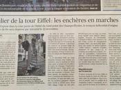 Eiffel Tower Sale?