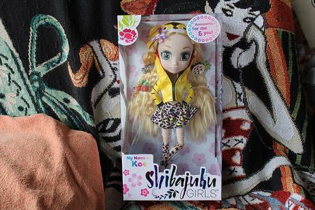Shibajuku Girl Koe