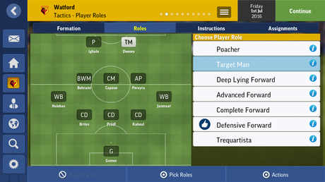 Football Manager Mobile 2017 v8.0 APK