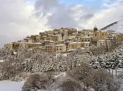 Altipiani Delle Miglia dell'Alto Sangro. Skiing Abruzzo. Sciare