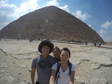 Traveling to Egypt from an Asian Backpacker's Perspective