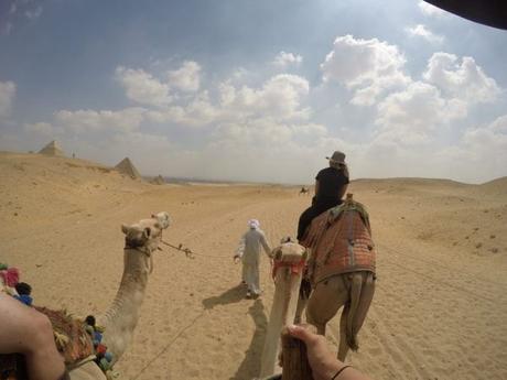 My 8 Days Spending Breakdown in Egypt