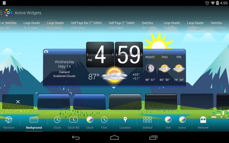 HD Widgets - screenshot