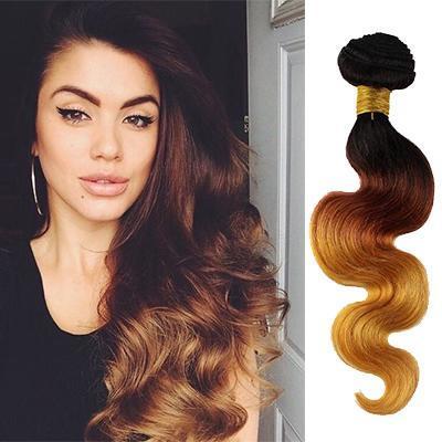 Wavy 100g 1Pack Human Hair