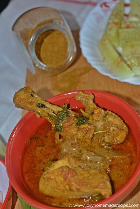 Dhaba Style Chicken Curry, How to make Indian Chicken Curry Recipe