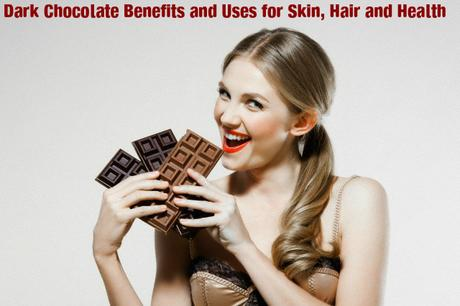Dark Chocolate Benefits Uses