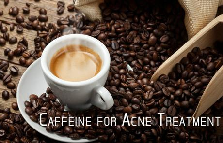 Caffeine for Acne Treatment