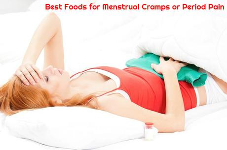 Foods for Menstrual Cramps