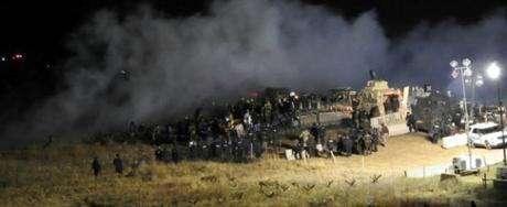 DAPL Protesters Digging In. Here's What they Need
