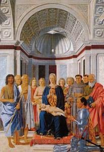 La pala di Brera. Piero della Francesca a l'arte rinascimentale