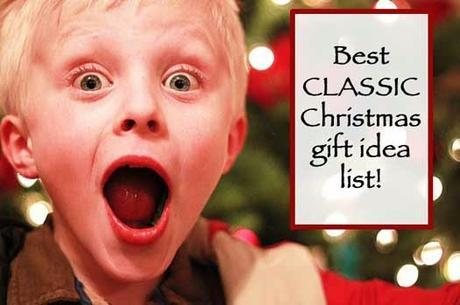 BEST gift idea list by blogger