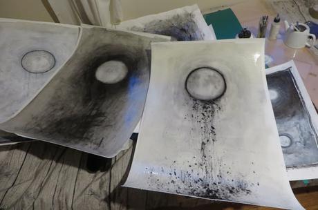 Moon Drawings