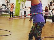 Fitness|| First HulaFit Class