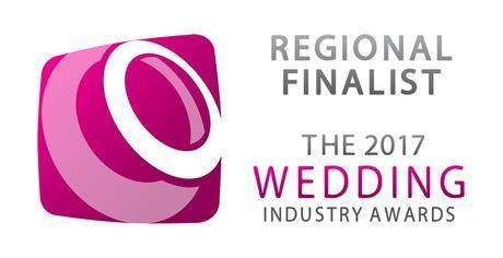 Wedding industry Awards Finalist 2017