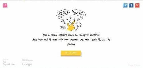 Here's How You Can Play Quick Draw with Google - Paperblog | 459 x 218 jpeg 8kB