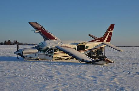 Review - Procedures for Exiting Severe Icing Environment