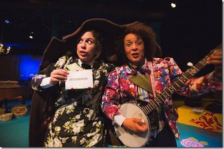 Review: Cinderella at the Theater of Potatoes (The Hypocrites)