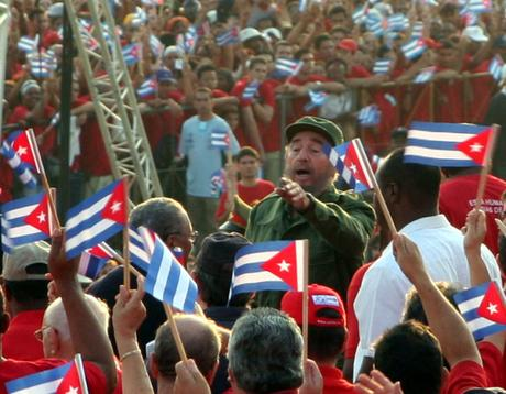 Castro Dead – Cubans Breathe Easier