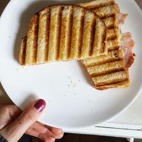 Recipe|| The ULTIMATE cheese toastie