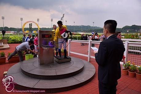 My Virgin Trip To Singapore Turf Club For The Dester